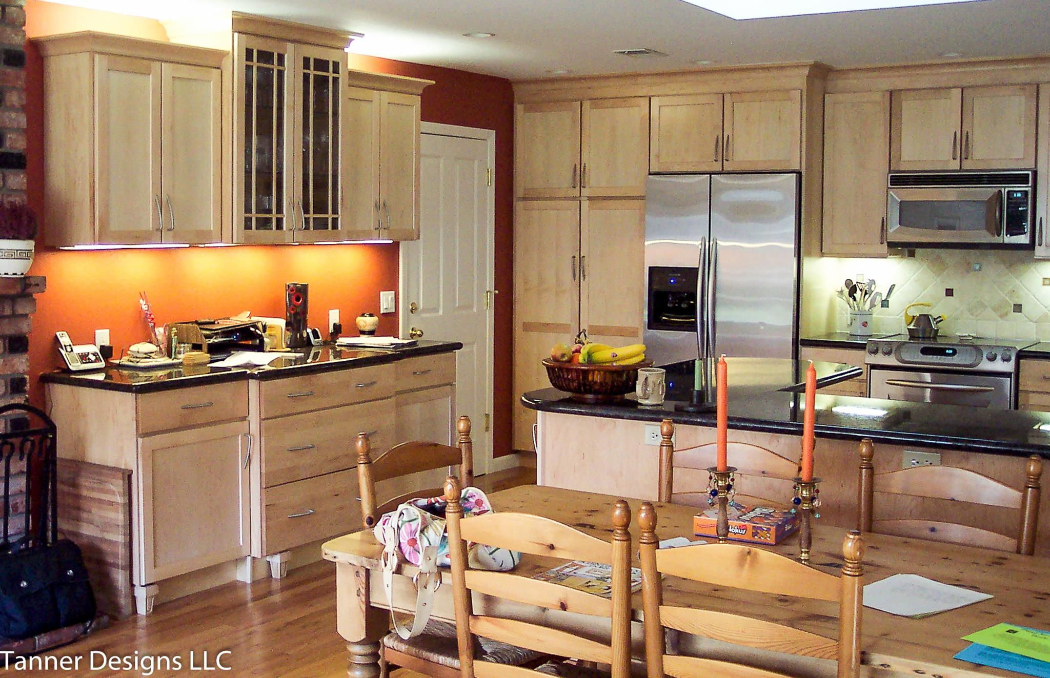 In Home Kitchen Design Consultation | Tanner Designs